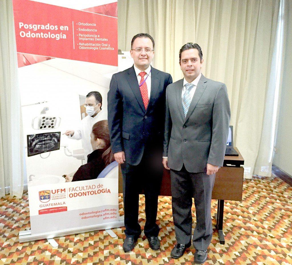 Dr. Grisolia y Dr. Rodriguez